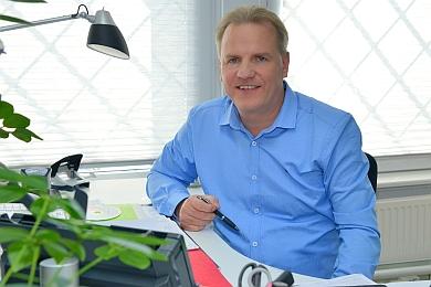 Geschäftsführer Tilo Koch